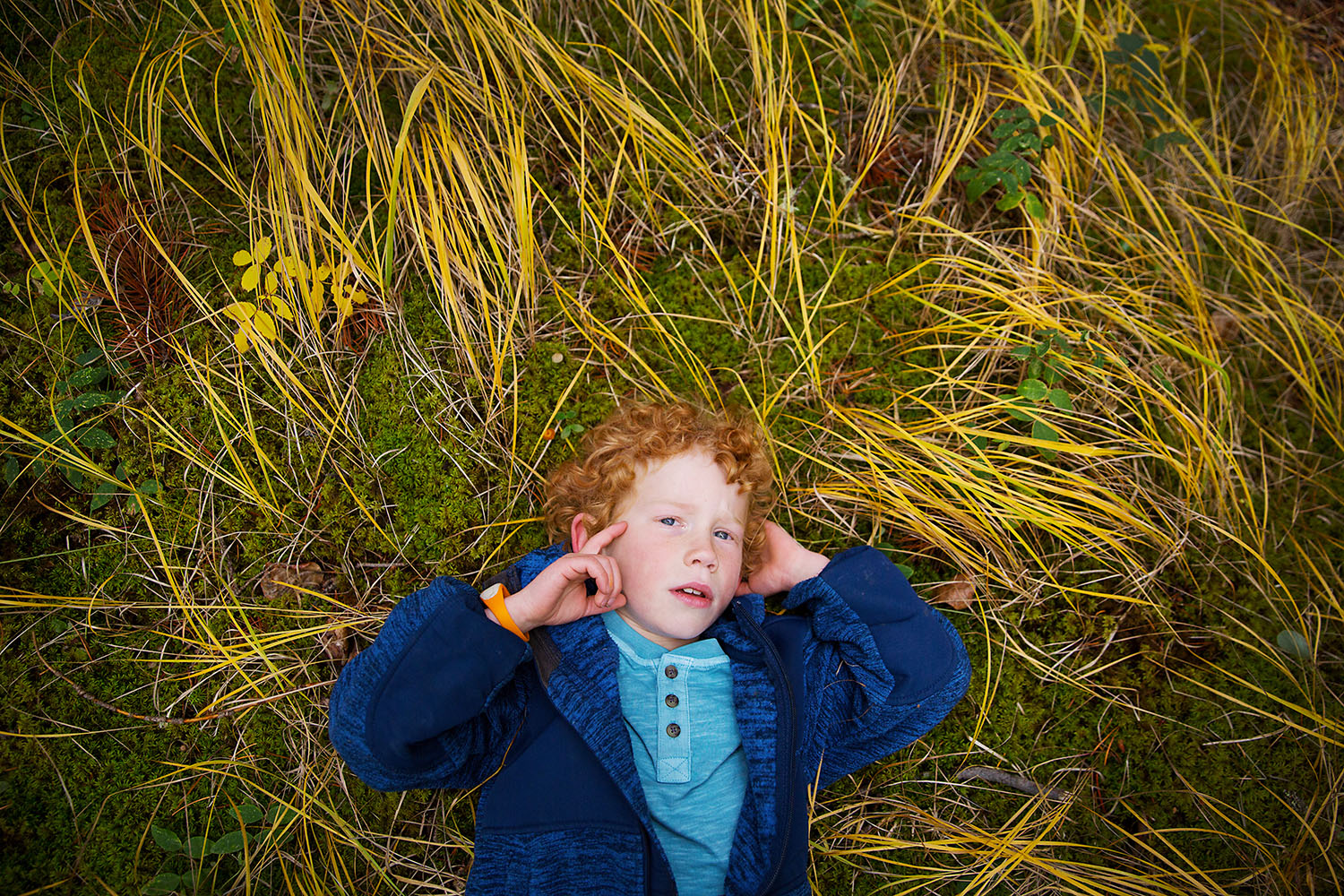 Child portrait by Canadian lifestyle photographer, Dana Pugh